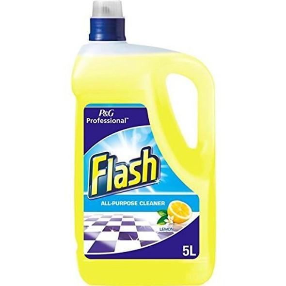 P&G Professional Flash All Purpose Lemon 5 litre