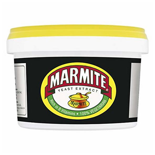 Marmite Yeast Extract Vegan Spread, 600 g Tub