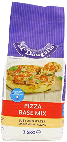 McDougalls Pizza Base Mix 3.5 kg