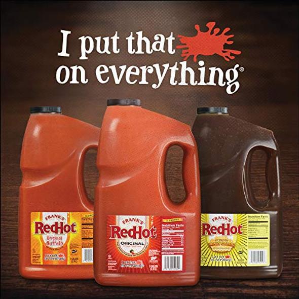 Frank's RedHot Original Cayenne Pepper Sauce 3.78 Litre Bottle