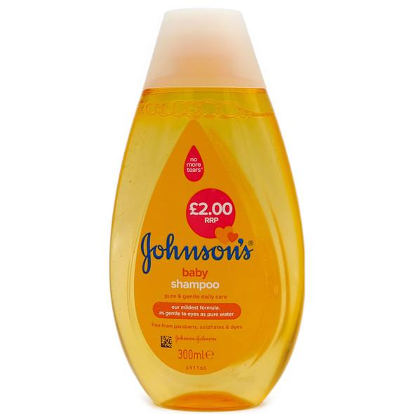 Johnson's Baby Shampoo 300ml £2 PMP