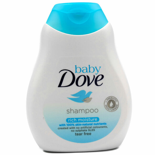 Baby Dove Shampoo 200ml