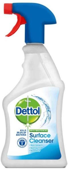 Dettol Antibacterial Surface Cleanser (750ml) Spray