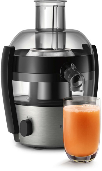 Philips HR1836/01 Viva Collection 500W Compact Juicer