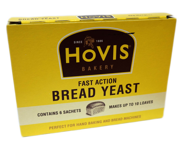 Hovis Fast Action Bread Yeast 42g (6x7g)