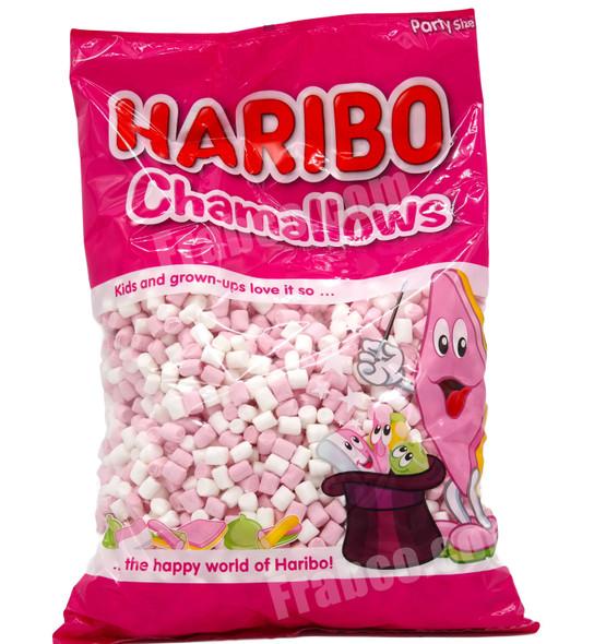 Haribo Chamallows Party Size Mini Marshmallows