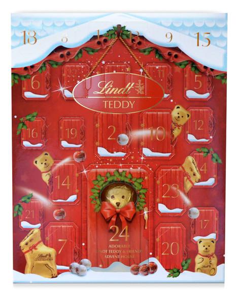 Image of Lindt Teddy Advent Calendar