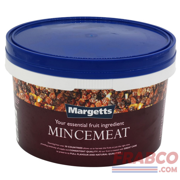 Fruit Mincemeat Catering Tub 3KG