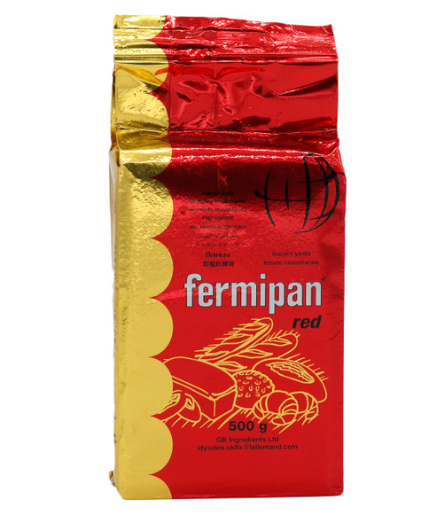 Fermipan Red 500g Active Dried Baker's Yeast