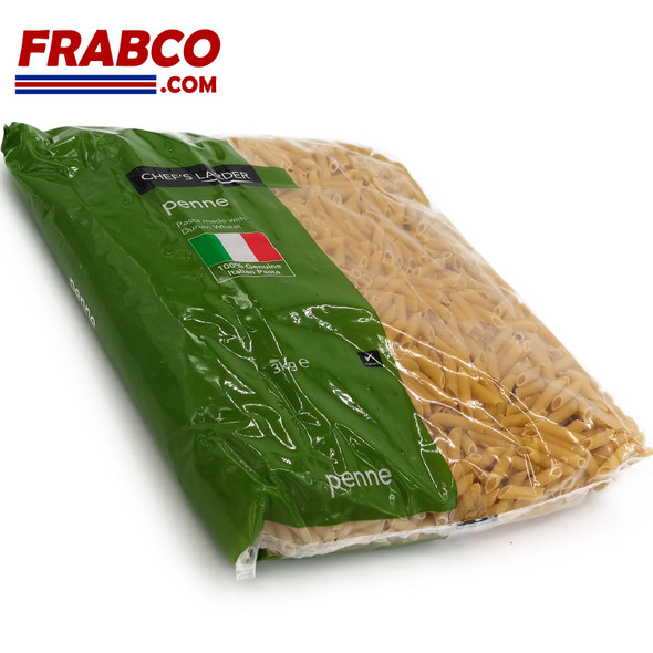 Penne Italian Pasta Tubes 3KG