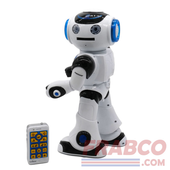 Powerman Max The Programmable Educational Robot