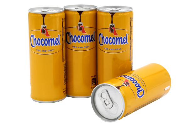 Chocomel (pack of 4) Chocolate Flavoured Milk Drink 250Ml