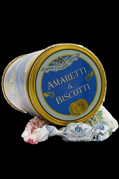 Lazzaroni Chiostro Di Saronno Biscotti & Amaretti Tin, 415g