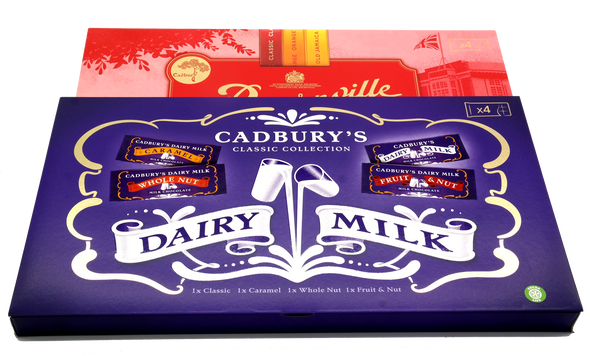 The Cadbury's Classics Collection 2 Pack