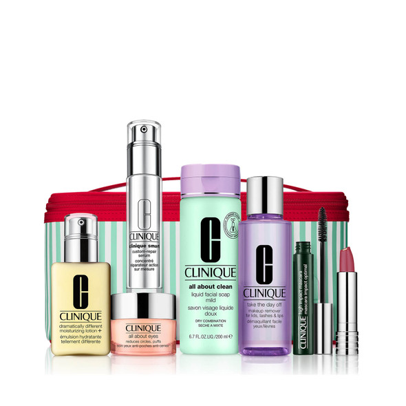 Best of Clinique Gift Set Worth £195