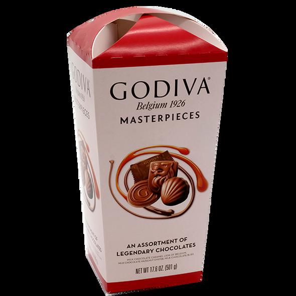 GODIVA Masterpiece Belgium Assortment Chocolates 501g