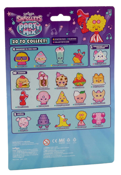 Smiggle Smigglets Party Mix Collectable Pack