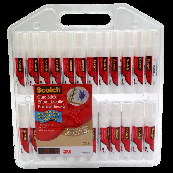 3M Scotch Glue Stick 24 Pack