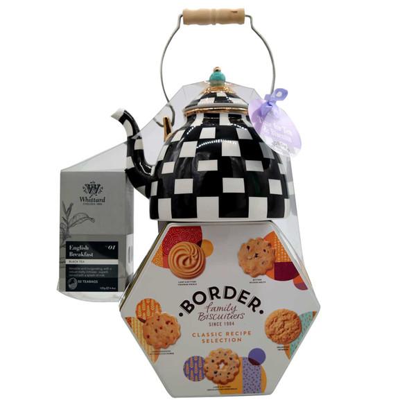 Whittard Tea & Biscuits Gift Set Inspired by Alice in Wonderland.