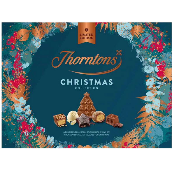Thorntons Christmas Collection LIMITED EDITION