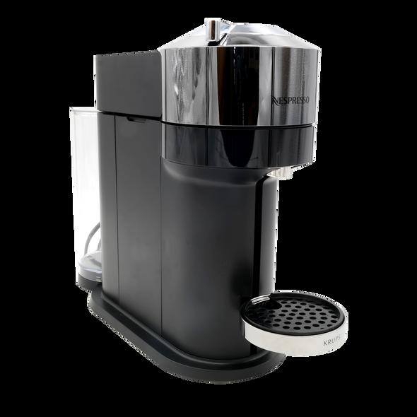 Nespresso by Krups Vertuo Next Pod Coffee Machine - Chrome
