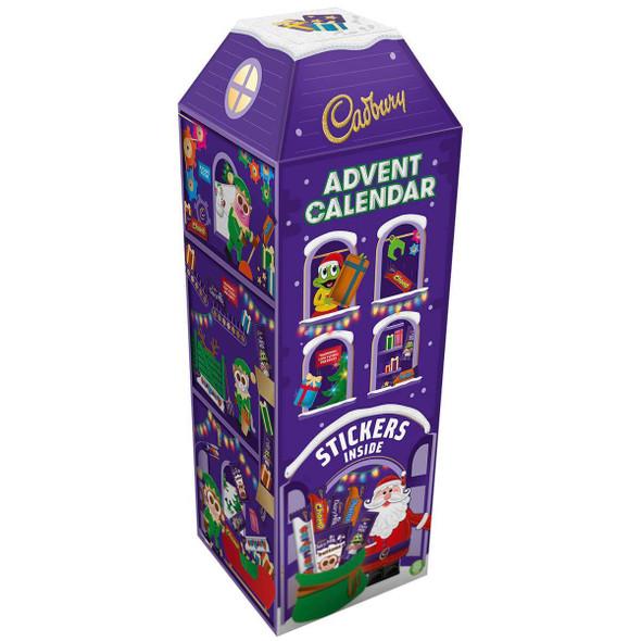 Cadbury Fredo Workshop 3D Ad/Cal 308G