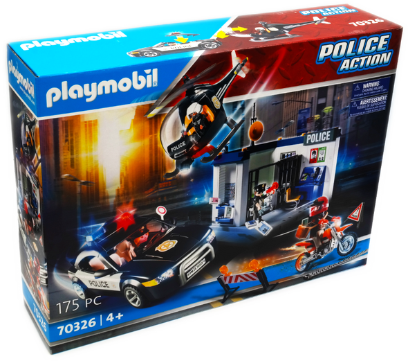 Playmobil 70326 Police Action 4008789703262