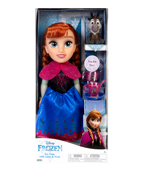 Disney Frozen Tea Time With Anna & Sven