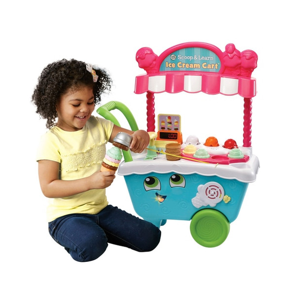 Leap Frong Scoop & Learn Ice Cream Cart