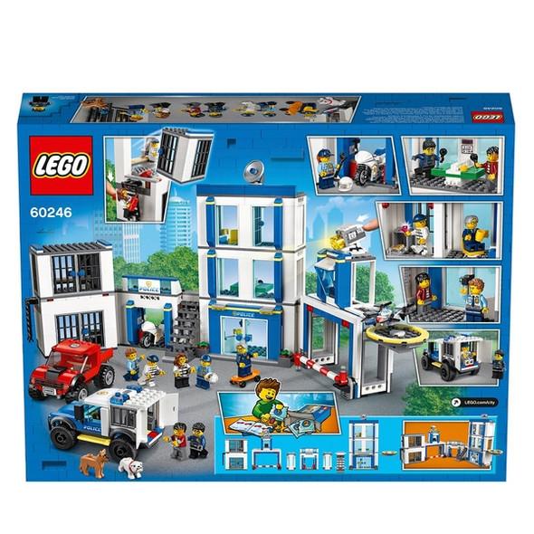 LEGO 60246 City Police Station Building Building Set