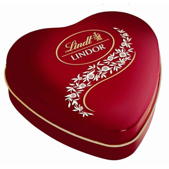Lindt Lindor Mini Heart I Love You Tin 50g