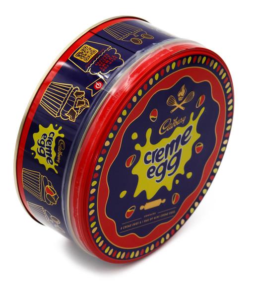 Cadbury Creme Eggs Chocolate Gift Tin 409g