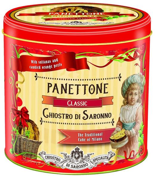 Lazzaroni Chiostro Di Saronno Classic Italian Milano Panettone - 1kg