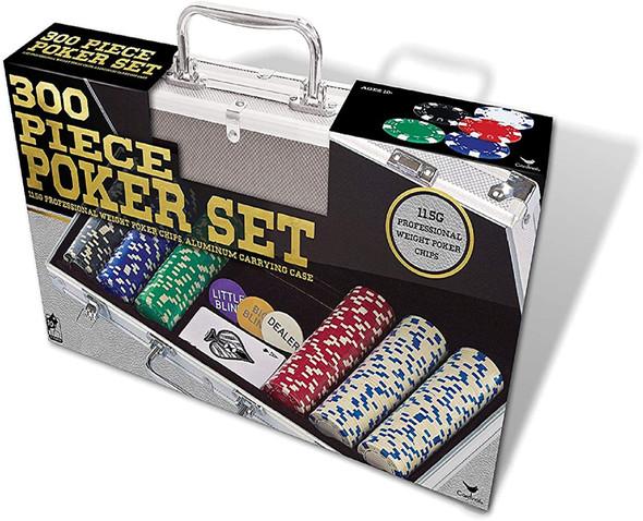 (300-Piece) Poker Set in Aluminum Case 778988636015
