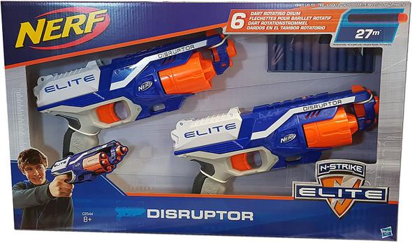 Nerf N-Strike Elite Disruptor Twin Pack
