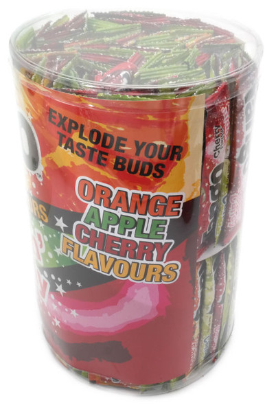 Tango Popping Candy 240 Piece Tub