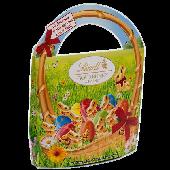 Lindt Gold Bunny Egg Hunt Pack 160g