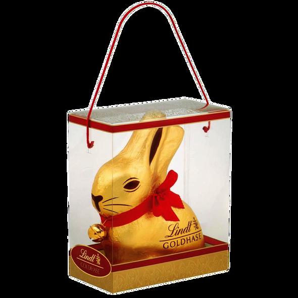 Lindt Gold Milk Chocolate Bunny 1kg