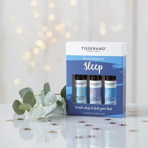 Tisserand Aromatherapy - Little Box Of Sleep