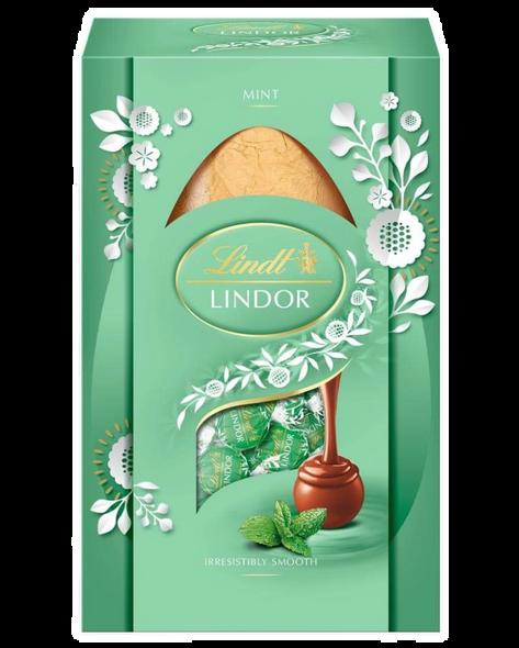 Lindt Lindor Mint Easter Egg 260g