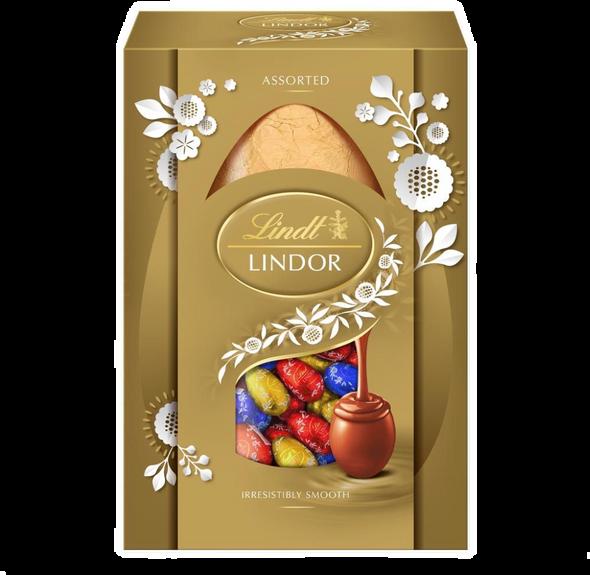 Lindt Lindor Assorted Easter Egg 215g