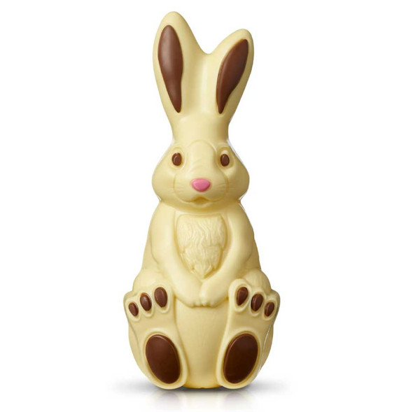 White Chocolate Bunny Easter Model (200g)