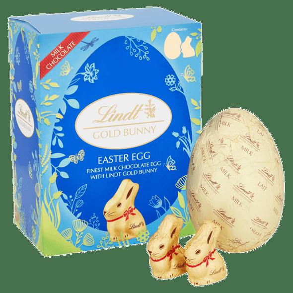 lindt Gold Bunny Easter Egg Milk Chocolate 115g