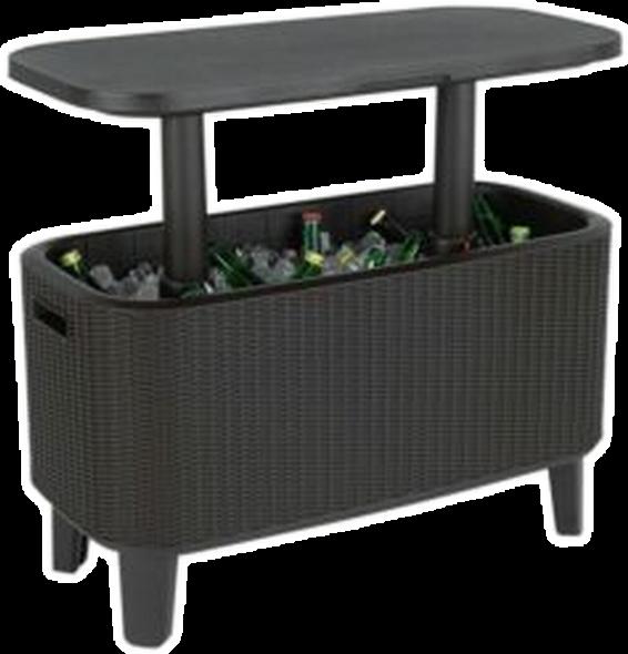 Keter 60 Litre Bevvy Bar Cooler