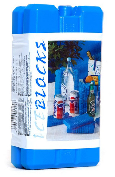 200ml Ice Block Pack of 2. Lunch Box Cooler