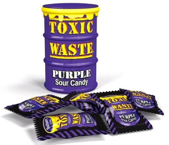Toxic Waste Purple Drum 12x42g