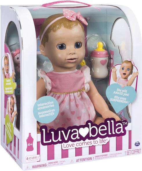 Luvabella Blonde Packaging