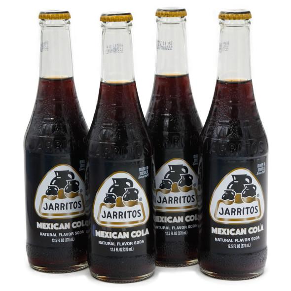 Jarritos 4 x 370ml Bottles Original Mexican Cola