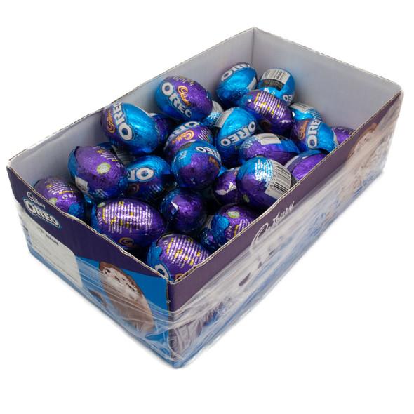 Cadbury's Oreo Creme Eggs Box of 48 (Date 31/07/21)