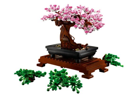 LEGO 10281 Botanical Collection Bonsai Tree 18+